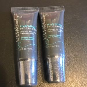 5/$25 (2) Ulta Hydrating Face Primers New Travel